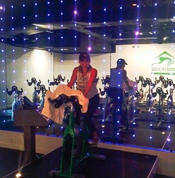 Ride House LED Wall